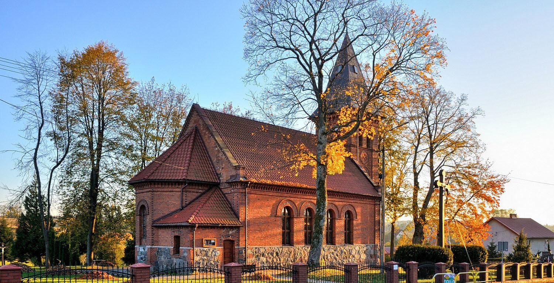 pw. św. Jana Chrzciciela w Mirachowie